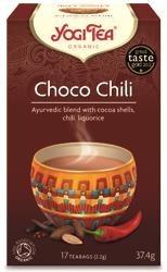 Yogi Tea Choco Chili Tea 6x17bags