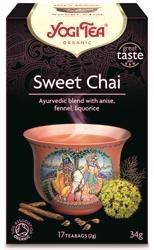 Yogi Tea Sweet Chai 17bag