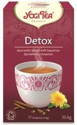 Yogi Tea Detox Tea 17bag