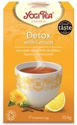 Yogi Tea Detox Dandelion with Lemon Tea 17bag