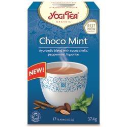 Yogi Tea Choco Mint Tea 17bag
