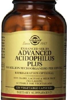 Solgar Advanced Acidophilus Plus Vege 60