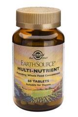 Solgar Earth Source(R) Multi-Nutrient 60