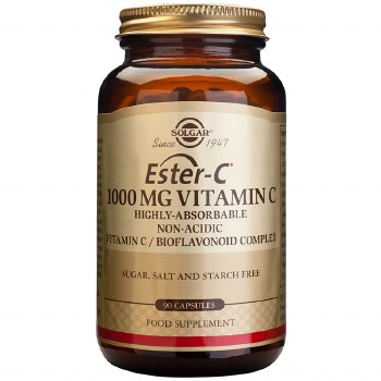 Solgar Ester-C(R) 1000 mg Vitamin C C 90