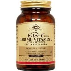 Solgar Ester-C(R) Plus 1000 mg Vitami 30