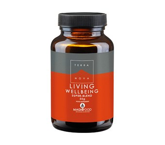 TERRANOVA Living Wellbeing Super-Blend 50