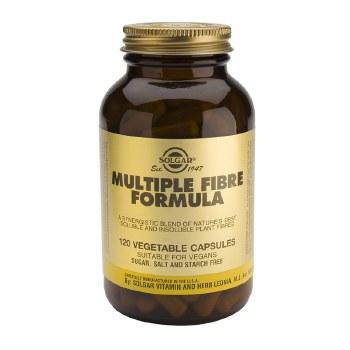 Solgar Multiple Fibre Formula Vegetab 120