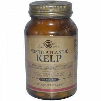 Solgar North Atlantic Kelp Tablets 250