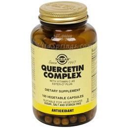 Solgar Quercetin Complex Vegetable Ca 100