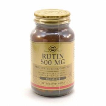 Solgar Rutin 500 mg Tablets 50