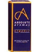 Absolute Aromas Organic Peppermint Oil 10ml