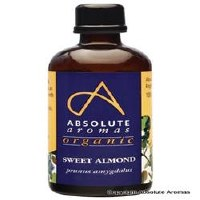 Absolute Aromas Organic Almond Sweet Oil 100ml