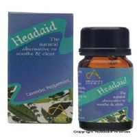 Absolute Aromas Headaid Blend Oil 1x10ml