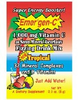 Emergen C Emergen C Tropical 30 sachet