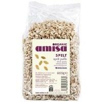 Amisa Organic Spelt Pops 200g