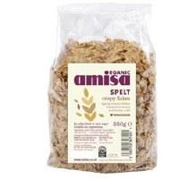Amisa Organic Crispy Spelt Flakes 250g