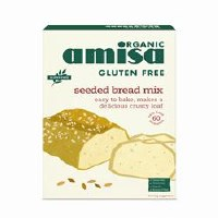 Amisa Seeded Bread Mix Gluten Free 500g