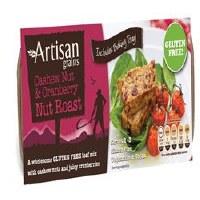 Artisan Grains GF Cashew & Cran Nut Roast 200g