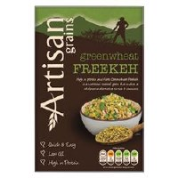 Atisan Grains  Greenwheat Freekeh 200g