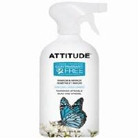 Attitude Window & Mirror Cleaner 800ml