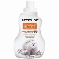 Attitude Fabric Softener Citrus Zest 1000ml