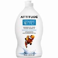 Attitude Washing Up Liquid - Wildflower 700ml