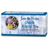 Bioforce Uk Ltd Tea Jan de Vries 25bag