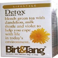 Birt & Tang Detox Tea 50bag