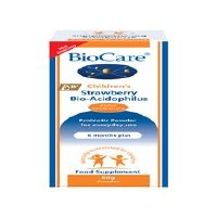 BioCare Child Strawberry BioAcidophilu 60g