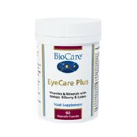 BioCare EyeCare Plus 60vegicaps