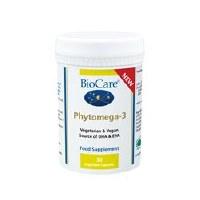 Biocare Vegan Omega -3 30 capsule