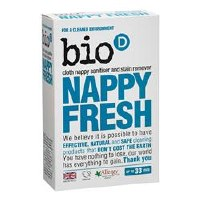 Bio-D Nappy Fresh 500g