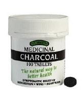 Braggs Charcoal Tabs 300mg 100 tablet