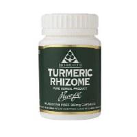 Bio Health Turmeric Rhizome 60 capsule