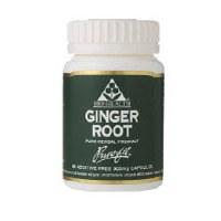 Bio Health Ginger Root 60 capsule