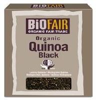 Biofair Organic FT Black Quinoa 400g