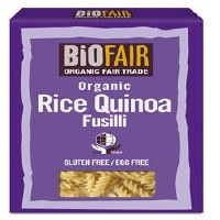 Biofair Organic Rice Quinoa Fusilli 250g