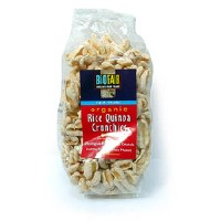 Biofair Org Rice Quinoa Crunchies 120g