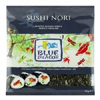 Blue Dragon Sushi Nori Roasted Seaweed 11g
