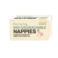 Beaming Baby Bio-Degradable Maxi Nappies 4x34