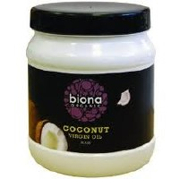 Biona Org Virgin Coconut Oil 800g