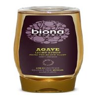 Biona Org Agave Syrup-Squeezy 500ml