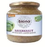 Biona Org Sauerkraut 350g