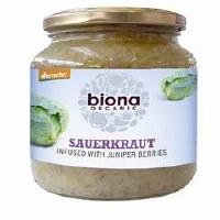 Biona Organic / Demeter Sauerkraut 680g
