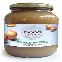 Biona Org Apple Puree 700g