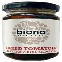 Biona Organic Sun Dried Tomatoes 170g