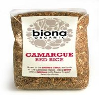Biona Org Red Camargue Rice 500g
