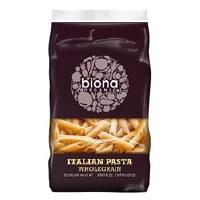Biona Organic Wholewheat Penne 500g
