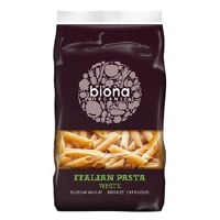 Biona Organic White Wheat Penne 500g