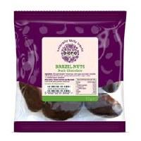 Biona Organic Plain Choc Brazil Nuts 12x80g